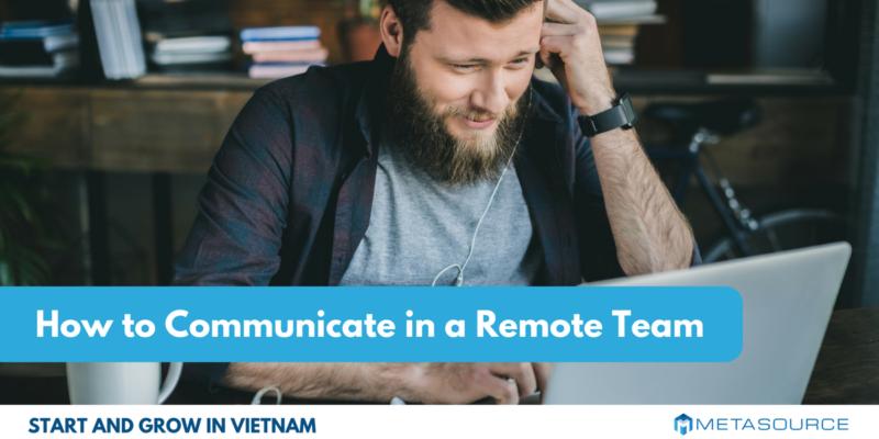 Communicate-remote-team