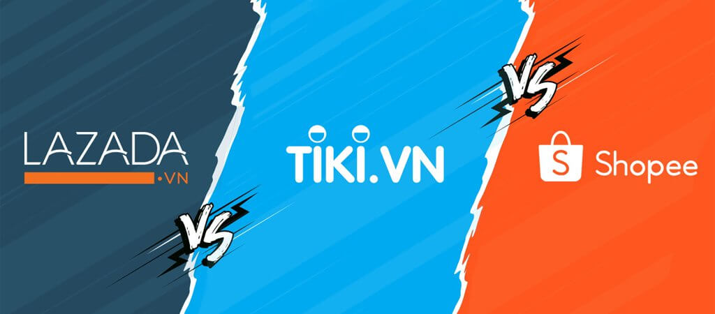 Tiki competing with other online eCommerce platform competitors
